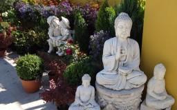 Fontes e Estátuas